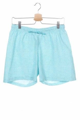 Pantaloni scurți pentru copii Lola Palacios, Mărime 14-15y/ 168-170 cm, Culoare Albastru, Poliester, Preț 36,25 Lei