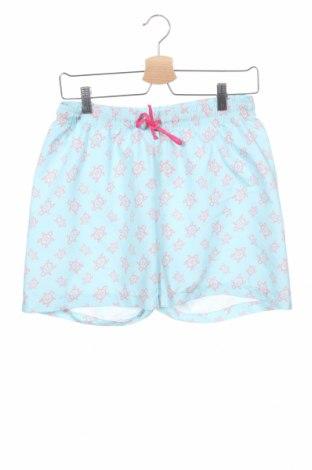 Pantaloni scurți pentru copii Lola Palacios, Mărime 14-15y/ 168-170 cm, Culoare Albastru, Poliester, Preț 33,75 Lei