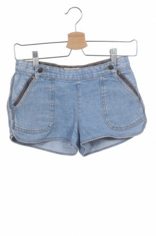 Παιδικό κοντό παντελόνι Stella McCartney Kids, Μέγεθος 11-12y/ 152-158 εκ., Χρώμα Μπλέ, 99% βαμβάκι, 1% ελαστάνη, Τιμή 12,22€