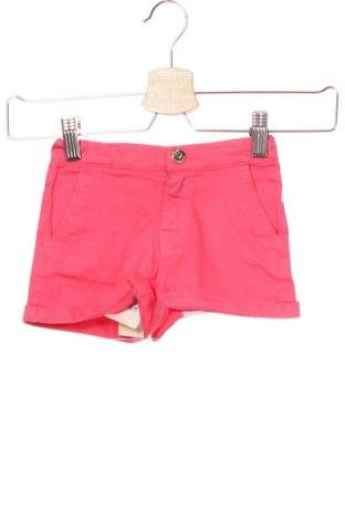 Dětské krátké kalhoty  TWINSET, Velikost 2-3y/ 98-104 cm, Barva Růžová, 98% bavlna, 2% elastan, Cena  187,00Kč