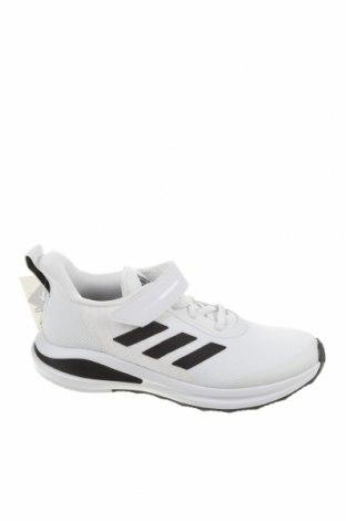 Детски обувки Adidas, Размер 34, Цвят Бял, Текстил, еко кожа, Цена 49,05лв.