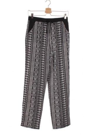 Pantaloni pentru copii Amy Byer, Mărime 15-18y/ 170-176 cm, Culoare Negru, Poliester, Preț 20,72 Lei