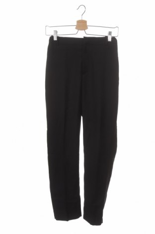 Детски панталон H&M, Размер 13-14y/ 164-168 см, Цвят Черен, 80% полиестер, 20% вискоза, Цена 6,30лв.