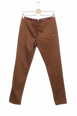 Детски панталон Marc O'Polo, Размер 15-18y/ 170-176 см, Цвят Кафяв, 98% памук, 2% еластан, Цена 10,63лв.