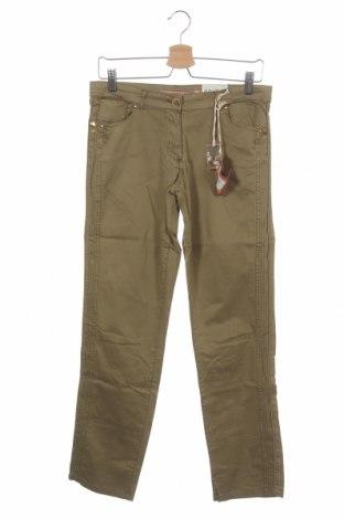 Παιδικό παντελόνι Million X, Μέγεθος 15-18y/ 170-176 εκ., Χρώμα Πράσινο, 98% βαμβάκι, 2% ελαστάνη, Τιμή 12,16€