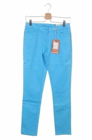 Παιδικό παντελόνι Million X, Μέγεθος 14-15y/ 168-170 εκ., Χρώμα Μπλέ, 97% βαμβάκι, 3% ελαστάνη, Τιμή 12,16€
