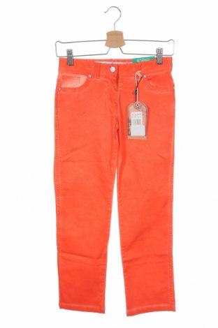 Παιδικό παντελόνι Million X, Μέγεθος 9-10y/ 140-146 εκ., Χρώμα Πορτοκαλί, 98% βαμβάκι, 2% ελαστάνη, Τιμή 10,10€