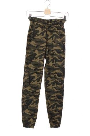 Детски панталон SHEIN, Размер 11-12y/ 152-158 см, Цвят Многоцветен, Памук, Цена 9,56лв.