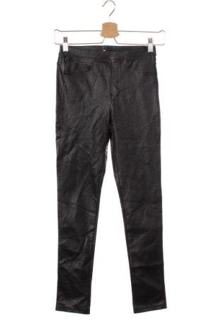Детски панталон Zara, Размер 12-13y/ 158-164 см, Цвят Черен, Цена 7,35лв.
