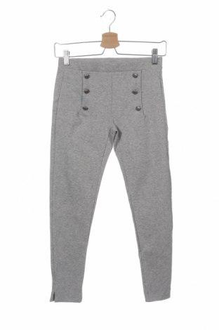 Dětské kalhoty  Zara, Velikost 13-14y/ 164-168 cm, Barva Šedá, 80% bavlna, 17% polyester, 3% elastan, Cena  306,00Kč
