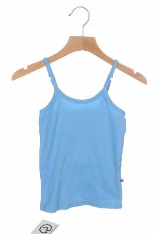 Детски потник Vingino, Размер 3-6m/ 62-68 см, Цвят Син, 95% памук, 5% еластан, Цена 11,52лв.