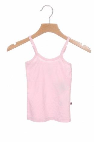 Детски потник Vingino, Размер 1-2m/ 50-56 см, Цвят Розов, 95% памук, 5% еластан, Цена 7,20лв.