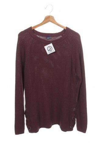 Dětský svetr  Arizona, Velikost 15-18y/ 170-176 cm, Barva Růžová, 50% bavlna, 50% Polyacryl, Cena  158,00Kč