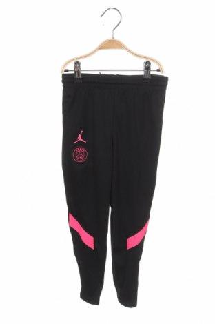 Colanți sportivi pentru copii Air Jordan Nike, Mărime 4-5y/ 110-116 cm, Culoare Negru, Poliester, Preț 244,25 Lei