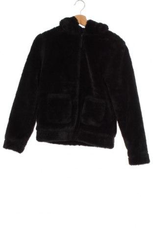 Hanorac pentru copii H&M, Mărime 12-13y/ 158-164 cm, Culoare Negru, Poliester, Preț 78,75 Lei