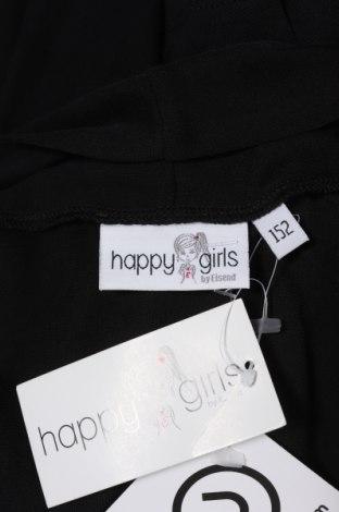 Детско болеро Happy Girls By Eisend, Размер 10-11y/ 146-152 см, Цвят Черен, Полиестер, Цена 8,68лв.