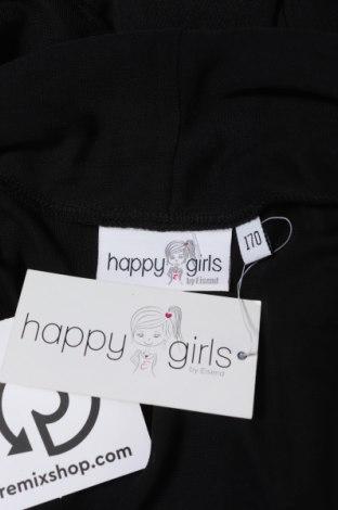 Детско болеро Happy Girls By Eisend, Размер 14-15y/ 168-170 см, Цвят Черен, Полиестер, Цена 8,68лв.