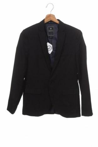 Dětské sako  Next, Velikost 11-12y/ 152-158 cm, Barva Černá, 80% polyester, 20% viskóza, Cena  312,00Kč