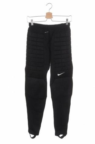 Dětské tepláky Nike, Velikost 14-15y/ 168-170 cm, Barva Černá, Polyester, Cena  542,00Kč