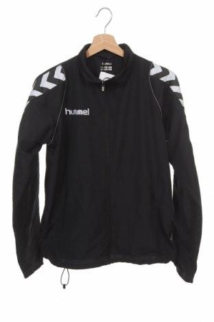 Παιδικό αθλητικό μπουφάν Hummel, Μέγεθος 15-18y/ 170-176 εκ., Χρώμα Μαύρο, Πολυεστέρας, Τιμή 8,18€