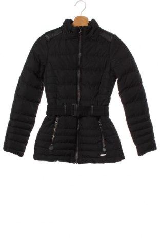 Dziecięca kurtka Cars Jeans, Rozmiar 11-12y/ 152-158 cm, Kolor Czarny, 100% poliester, Cena 101,05zł