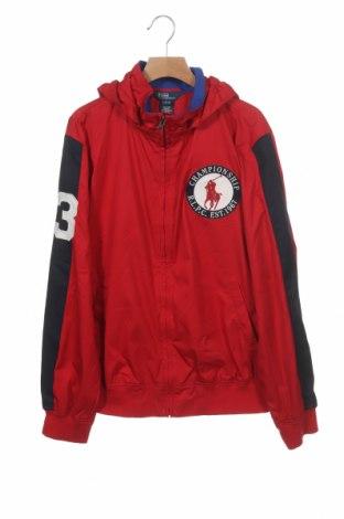 Dětská bunda  Polo By Ralph Lauren, Velikost 13-14y/ 164-168 cm, Barva Červená, Polyester, Cena  861,00Kč