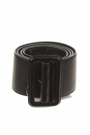 Curea Jil Sander, Culoare Negru, Piele naturală, Preț 227,50 Lei