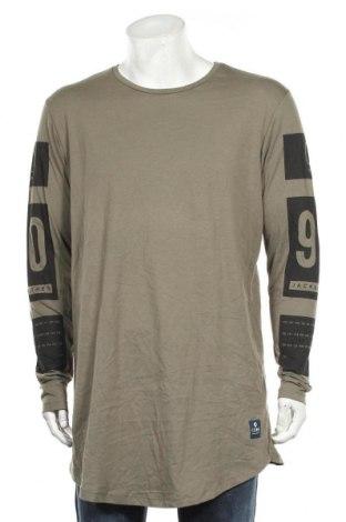 Мъжка блуза Core By Jack & Jones, Размер XXL, Цвят Зелен, Памук, Цена 25,73лв.