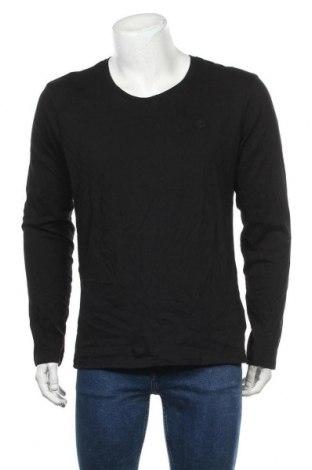 Мъжка блуза Dreimaster, Размер L, Цвят Черен, Памук, Цена 20,65лв.