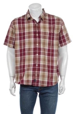 Ανδρικό πουκάμισο Abercrombie & Fitch, Μέγεθος L, Χρώμα Πολύχρωμο, Βαμβάκι, Τιμή 14,48€