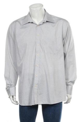 Мъжка риза Angelo Litrico, Размер XL, Цвят Сив, Памук, Цена 7,56лв.