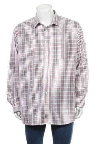 Мъжка риза Angelo Litrico, Размер XL, Цвят Многоцветен, 65% полиестер, 35% памук, Цена 15,12лв.