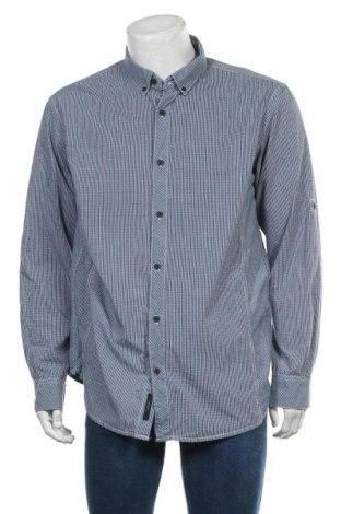 Мъжка риза Angelo Litrico, Размер XL, Цвят Многоцветен, Памук, Цена 17,01лв.
