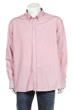Мъжка риза Atelier GARDEUR, Размер XXL, Цвят Червен, Памук, Цена 17,76лв.