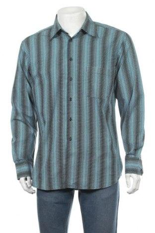 Мъжка риза Casa Blanca, Размер L, Цвят Многоцветен, 100% памук, Цена 15,12лв.