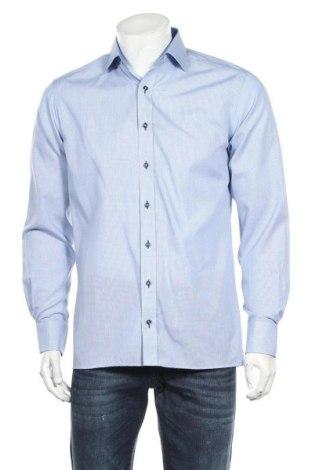 Pánská košile  Eterna, Velikost M, Barva Modrá, Bavlna, Cena  230,00Kč