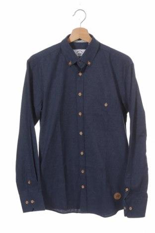 Pánská košile  Kronstadt, Velikost S, Barva Modrá, 60% bavlna, 40% polyester, Cena  172,00Kč