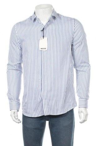 Мъжка риза Mexx, Размер S, Цвят Бял, Памук, Цена 27,65лв.