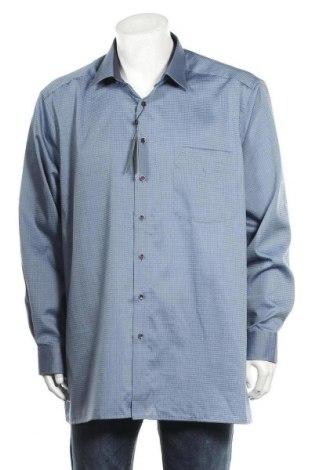 Мъжка риза Olymp, Размер XXL, Цвят Син, Памук, Цена 35,55лв.