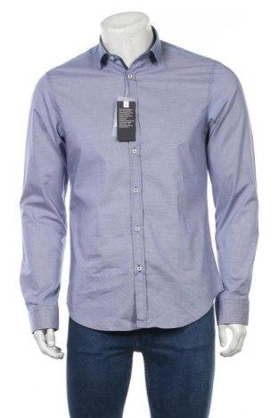 Pánská košile  Paul Hunter, Velikost S, Barva Modrá, Bavlna, Cena  210,00Kč