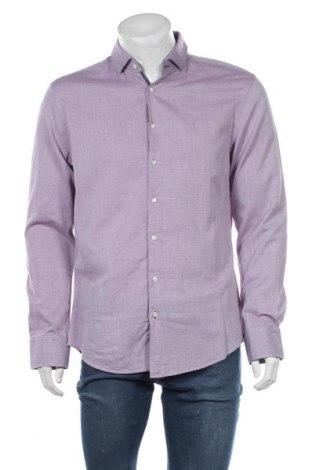 Pánská košile  Paul Hunter, Velikost L, Barva Růžová, Bavlna, Cena  373,00Kč