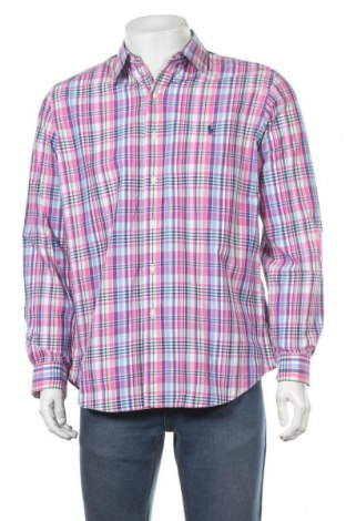 Pánská košile  Polo By Ralph Lauren, Velikost L, Barva Vícebarevné, Bavlna, Cena  352,00Kč