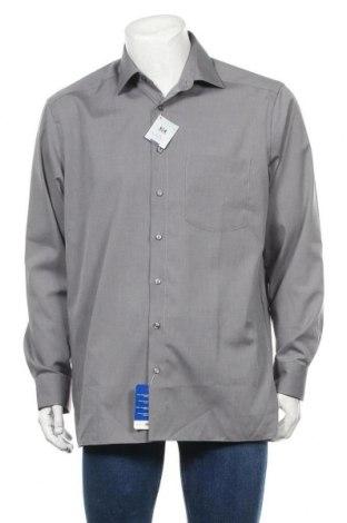 Мъжка риза Royal Class, Размер L, Цвят Сив, Памук, Цена 14,49лв.