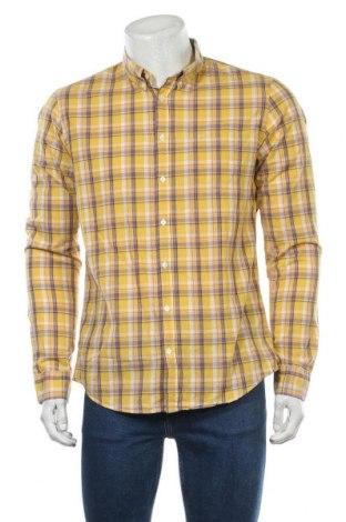 Мъжка риза SUN68, Размер L, Цвят Многоцветен, Памук, Цена 31,90лв.
