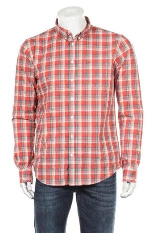 Мъжка риза SUN68, Размер XL, Цвят Многоцветен, Памук, Цена 42,35лв.