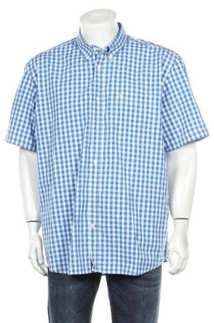 Ανδρικό πουκάμισο Tom Tailor, Μέγεθος XXL, Χρώμα Μπλέ, Βαμβάκι, Τιμή 16,48€