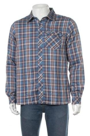 Мъжка риза Vaude, Размер L, Цвят Многоцветен, Полиестер, Цена 17,85лв.