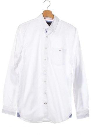 Мъжка риза Westbury, Размер S, Цвят Бял, Памук, Цена 19,60лв.
