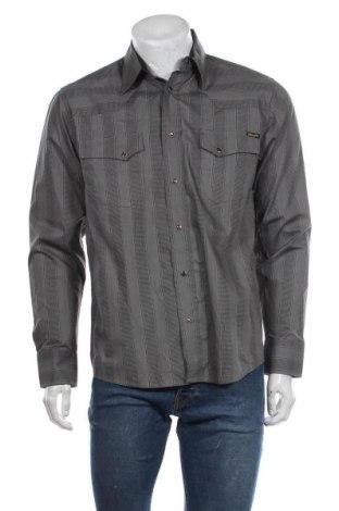 Pánská košile  Wrangler, Velikost S, Barva Šedá, Bavlna, Cena  559,00Kč
