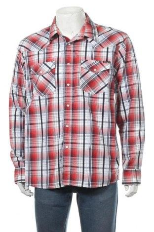 Pánská košile  Wrangler, Velikost L, Barva Vícebarevné, Bavlna, Cena  560,00Kč